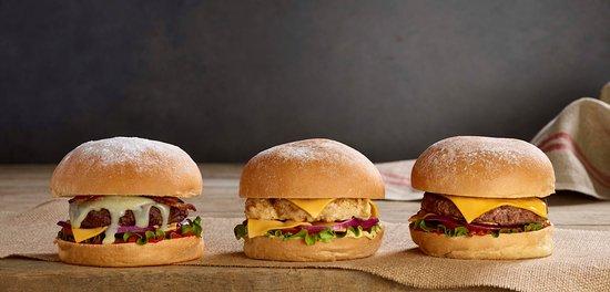 Ibis Senlis: Burgers Courtepaille