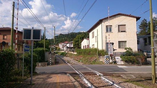 Bahnhof Pratovecchio