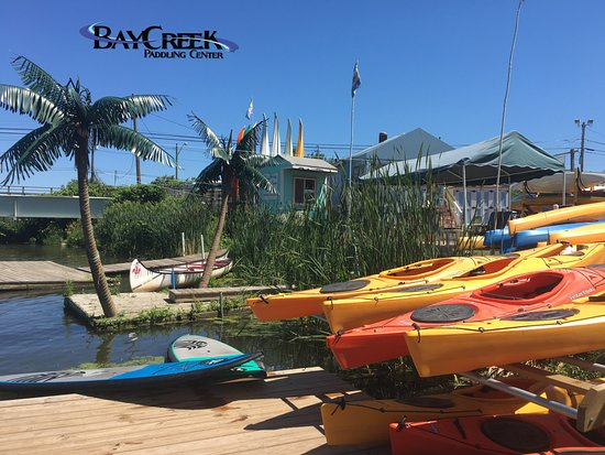 Bay Creek Paddling Center