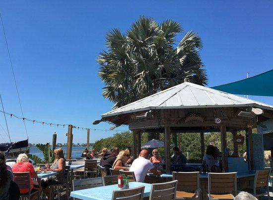 Cortez, Floryda: Deck at Swordfish Grill