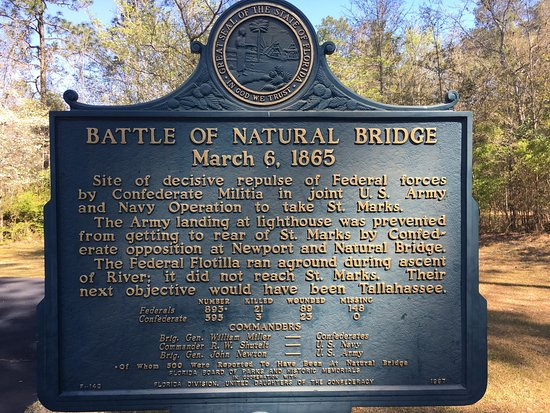 Natural Bridge Battlefield Historic State Park : photo2.jpg
