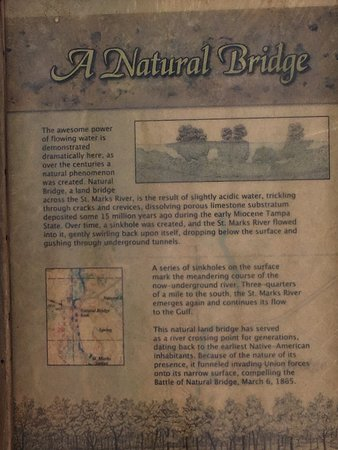 Natural Bridge Battlefield Historic State Park : photo4.jpg