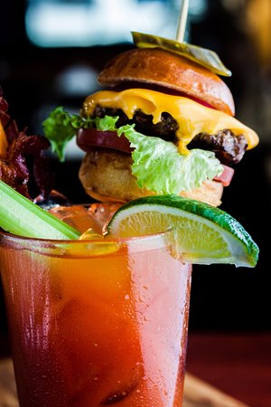 Severna Park, MD: Try a Tito's Bloody Mary Slider
