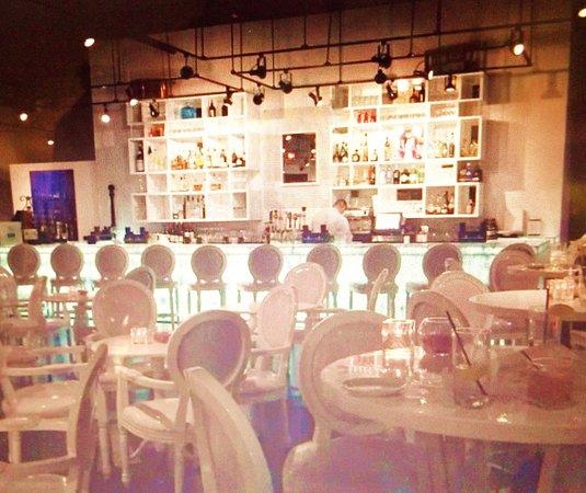 Classy bar area