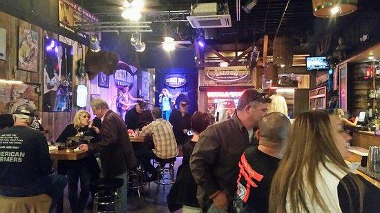 Photo of Nightclub Whiskey Bent Saloon at 306 Broadway, Nashville, TN 37201, United States