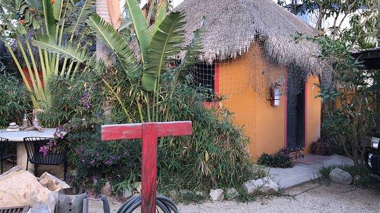 Palapas Resort: Cabaña