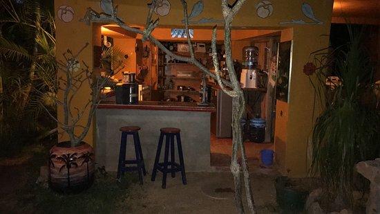 Palapas Resort: Kitchen/dinning room