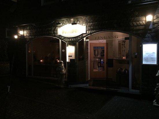 Bad Berleburg, Tyskland: Poseidon Griechisches Restaurant