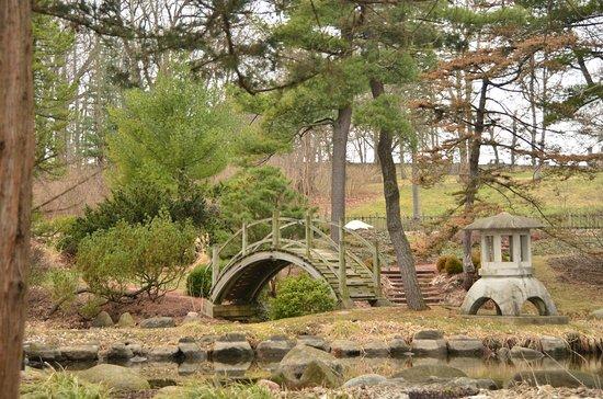 Geneva, IL: Japanese garden