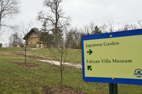Japanese Garden Picture Of Fabyan Villa Museum