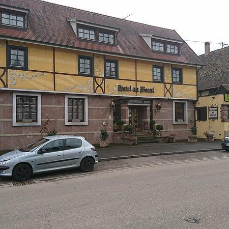 Blaesheim, Frankrike: Bonne prestation ! Assez pro repas excellent