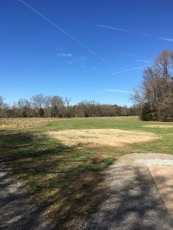 Smyrna, TN: Disc Golf Course #9 & #6