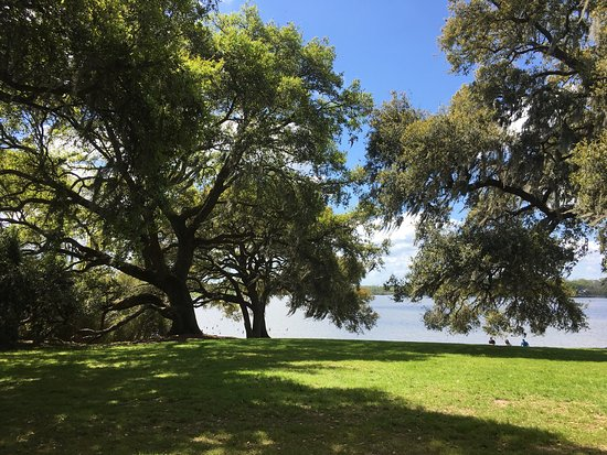 New Iberia, LA: Great day trip! The kids love walking through the gardens. Eat outside under the trees and enjoy