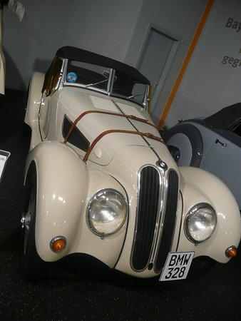 Fahrzeugmuseum Suhl: BMW-Exponat