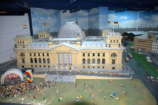reichstag lego picture of legoland discovery centre. Black Bedroom Furniture Sets. Home Design Ideas
