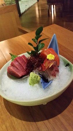 Shangri-La Hotel Kuala Lumpur: Zipangu - sushi sashimi