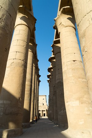 Photo of Monument / Landmark Luxor Temple at ش كورنيش النيل الاقصر, Luxor, Egypt