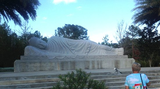 Mims, FL: Sleeping Buddha