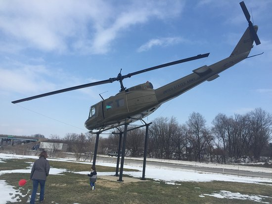 Carlisle, PA: We loved the helicopter!