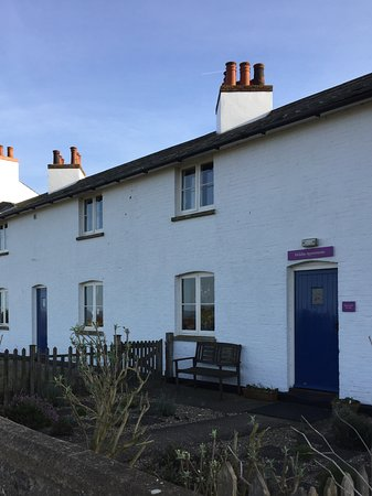 Saxmundham, UK: Coastguard Cottages