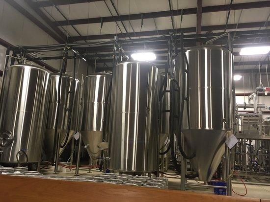 Cullman, AL: Brew house