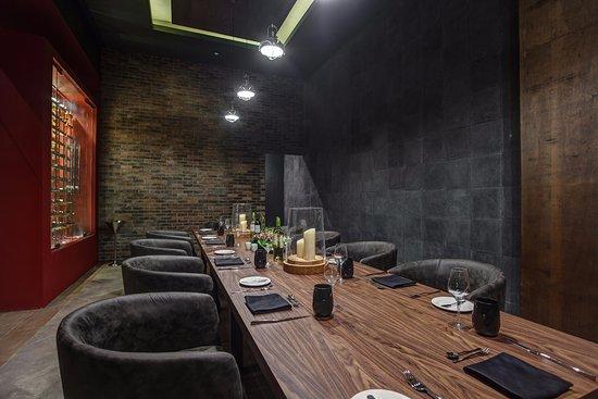 Cap Estate, Saint Lucia: Hunter (Private Room) Restaurant