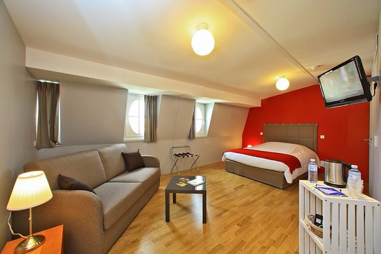 Lucon, France : chambre comfort