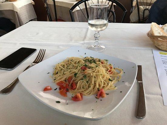 Montorfano, Italië: Primo piatto