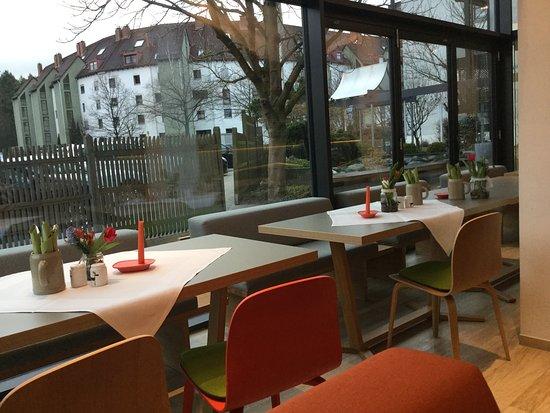 Avenon Privat-Hotel Am Steinberg: La sala da pranzo