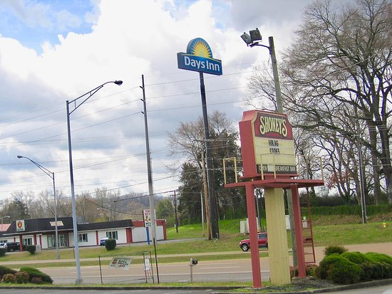 Athens, TN : Sign