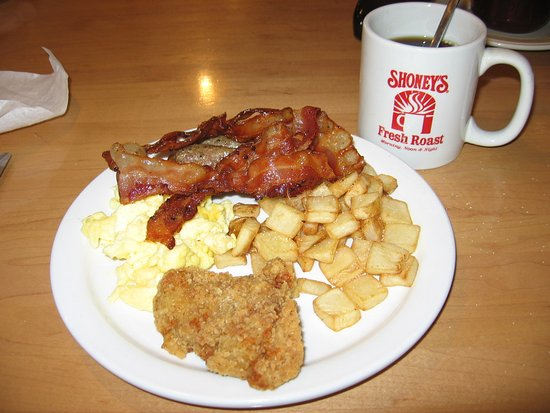 Athens, TN : Breakfast