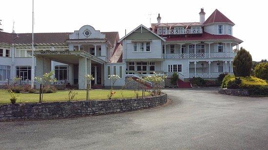 Obraz Waitomo Caves Hotel
