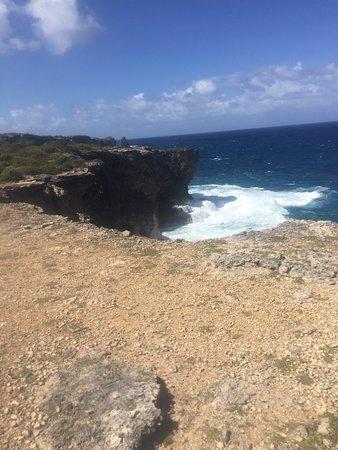 Anse-Bertrand, Guadeloupe: Porte d'enfer