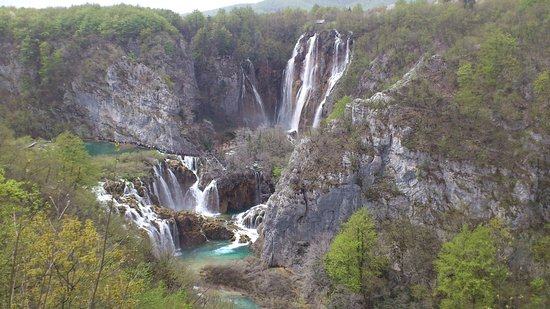Dugi Rat, Kroatien: Plitvice waterfalls from Omis, Split or Makarska - Sunspot Tours