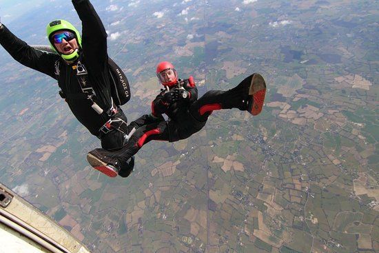 Image result for Skydive Headcorn