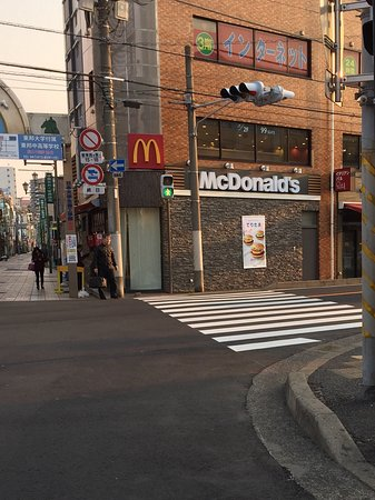 McDonald's Keisei Okubo: photo0.jpg