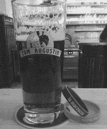 Bierhaus zum Augustin: Birra
