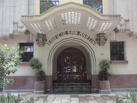 La Condesa: Edificio San Martin
