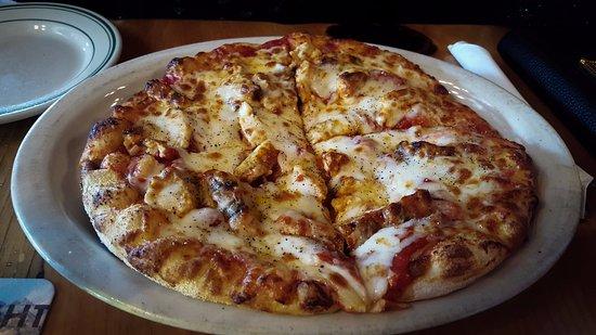 Cabin Fever: Buffalo Chicken Pizza