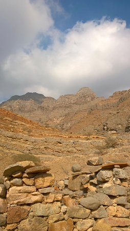 Ras Al Khaimah, United Arab Emirates: The Al Hajar mountains