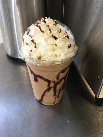Fergus Falls, Миннесота: Snickers Ice Blended
