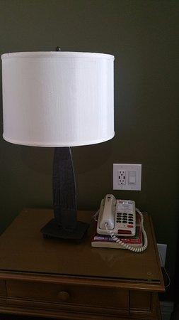 Cottonwood, AZ: New  Remodel  2017 - Night Stand, USB Plug and Bedside Light Switch.