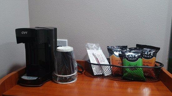 Cottonwood, AZ: New  Remodel  2017 - In Room Coffee