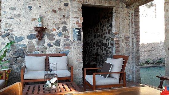 Amatitan, Mexico: Ruinas Chimulco Restaurante
