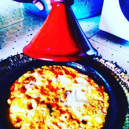 Cafe Restaurant Merzouga: fatima
