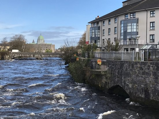 Car Park Jurys Galway