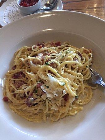 วินด์เซอร์, แคนาดา: Spaghetti Carbonara
