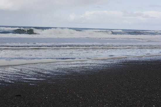 Gleneden Beach, OR: Great for ship and wave wathcing