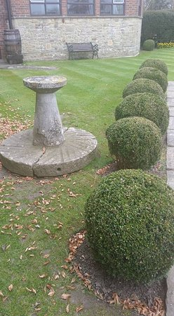 Alfriston, UK: Garden
