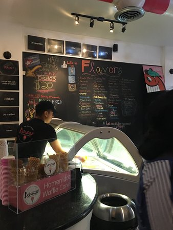 Photo of Restaurant Azucar Ice Cream Factory at 1503 Sw 8th St, Miami, FL 33135, United States